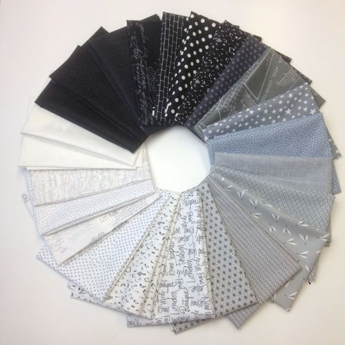 Fat Quarter Pack 24 Winter - neu