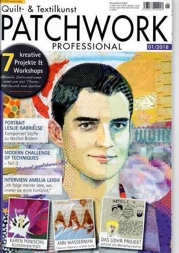 Patchwork Professional 1/2018