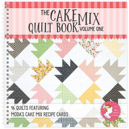 Quiltbuch- The Cake Mix Quilt Book Vol.1