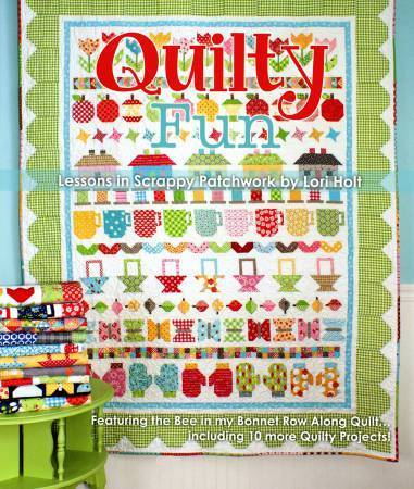 Quiltbuch- Quilty Fun