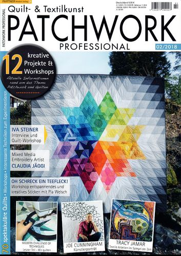 Patchwork Professional 2/2018