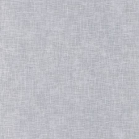 Stoff Quilters Linen silver