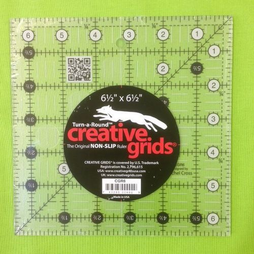 Creative Grids Lineal 6,5 x 6,5 inch