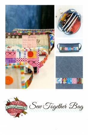 "Schnitt ""Sew Together Bag"""