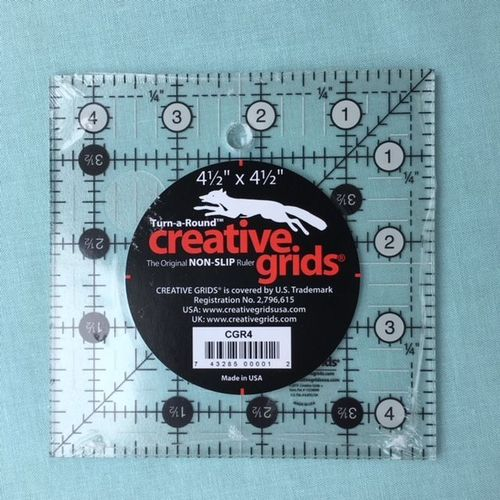 Creative Grids Lineal 4,5 x 4,5 inch