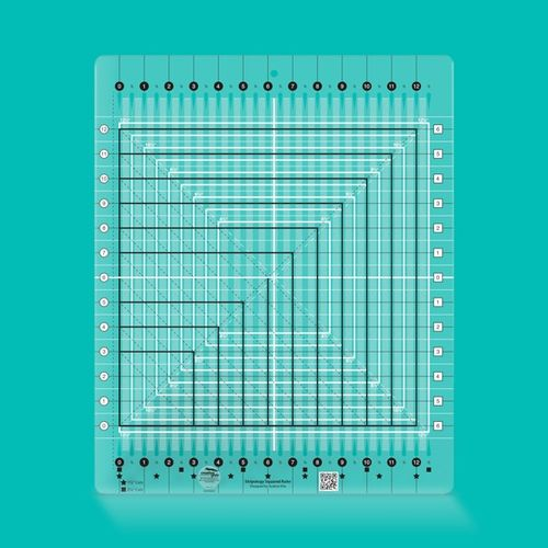 Creative Grids Stripology Ruler squared