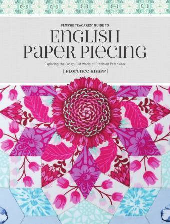 "Buch ""Flossie...English Paper Piecing"""