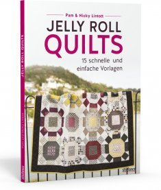 Buch: Jelly Roll Quilts