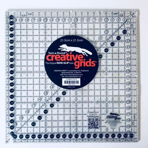 Creative Grids Lineal 21,5 x 21,5 cm