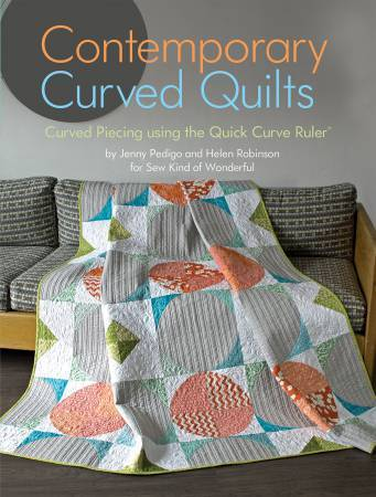"Buch ""Contemporary Curved Quilts"""