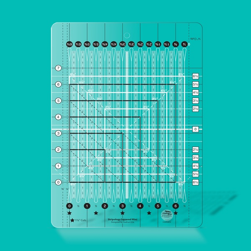 Creative Grids Stripology Ruler mini