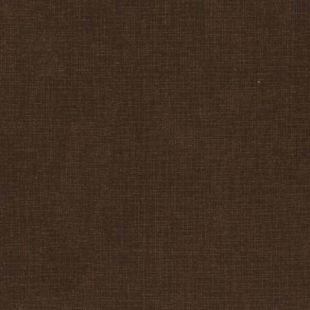 Stoff Quilters Linen chocolate
