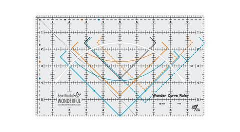 Wonder Curve Ruler